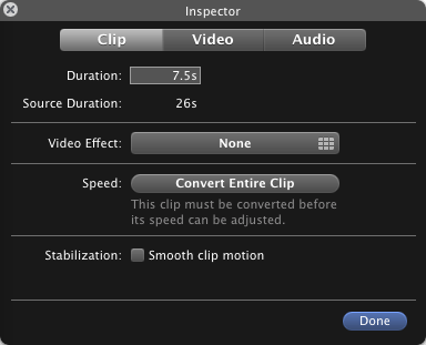 Speed_convert clip